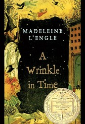 Come into this science fiction novel by: Madeleine L'engle