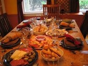 Some Foods My Family and Friends Eats on Thanksgiving