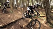 A type of Downhill biker (2)