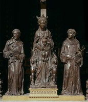 Donatello's High Altar of the Santo