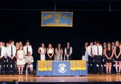 Sparta High School National Honor Society Induction Ceremony
