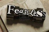 she is fear less