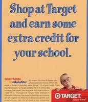 Target Supports Education