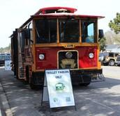 Summerville Trolley Tours