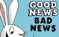 Good News, Bad News by Jeff Mack