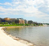 Savor the National Harbor's Scenic View!
