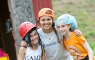 Be an everlasting role model for our campers.