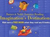 B&N Summer Reading