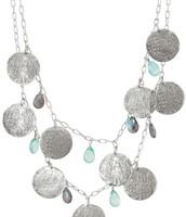 Riveria Coin Necklace $44.50