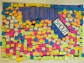 Weller kids love their teachers!