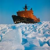 Icebreaker Arktika