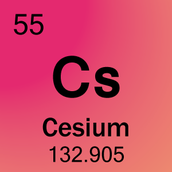 Cesium (Cs)