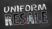 Uniform Resale Closet