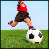 one of my hobbies, Soccer!