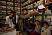 Libraries Survive in War Zone