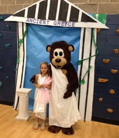 2nd Grade Celebrates Ancient Greece
