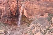 Hidden Canyon Waterfall