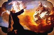 אליהו עולה השמיימה