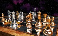 Gold and Silver Chess!!!