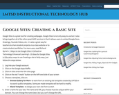 LMTSD Instructional Technology Hub