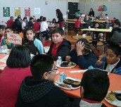 Thanksgiving Lunch at L. O. Donald ES