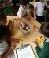 Exploring pattern blocks