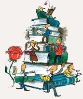 Language Arts - BOOK WEEK!!