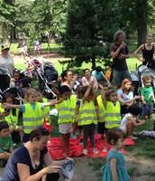 Central Park Sandbox: Baila!