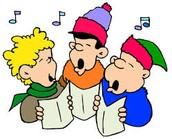 Christmas Carollng Party ~ Mon, December 7th