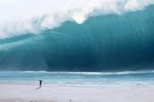 About tsunamis