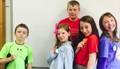 5th Grade Battle of the Books Team