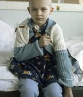 Chernobyl Victim
