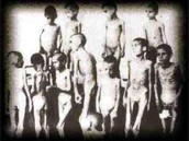 The children during the Holocaust
