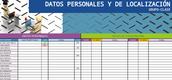DATOS PERSONALES
