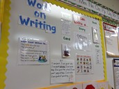 Interactive Writing Station :)