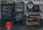 old rack server