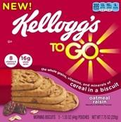 Kelloggs To Go