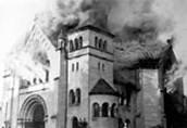 Burning Synagogues