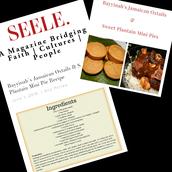 Featured Recipe in Seele. Magazine