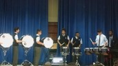 Award Winning Drum Line