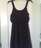 Xhilaration Chiffon Dress
