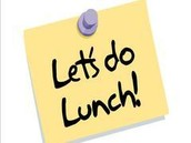 Let's Do Lunch in March