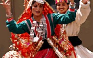 The Traditional Dance of Himachal
