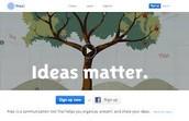 Ideas matter in prezi