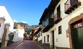 La Candelaria in Bogata