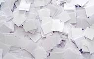 Paper Thrown Away