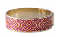 Eleanor Bangle - Pink
