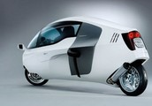 Fuel Efficent Car With Two Wheels