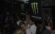 Monster Energy Holloween Party