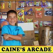 Caines arcade